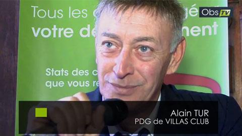 Découvrez le témoignage d'Alain TUR, PDG Villas Club