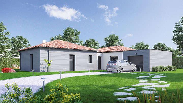 maison contemporaine framboise contemporain36 villas club rvb