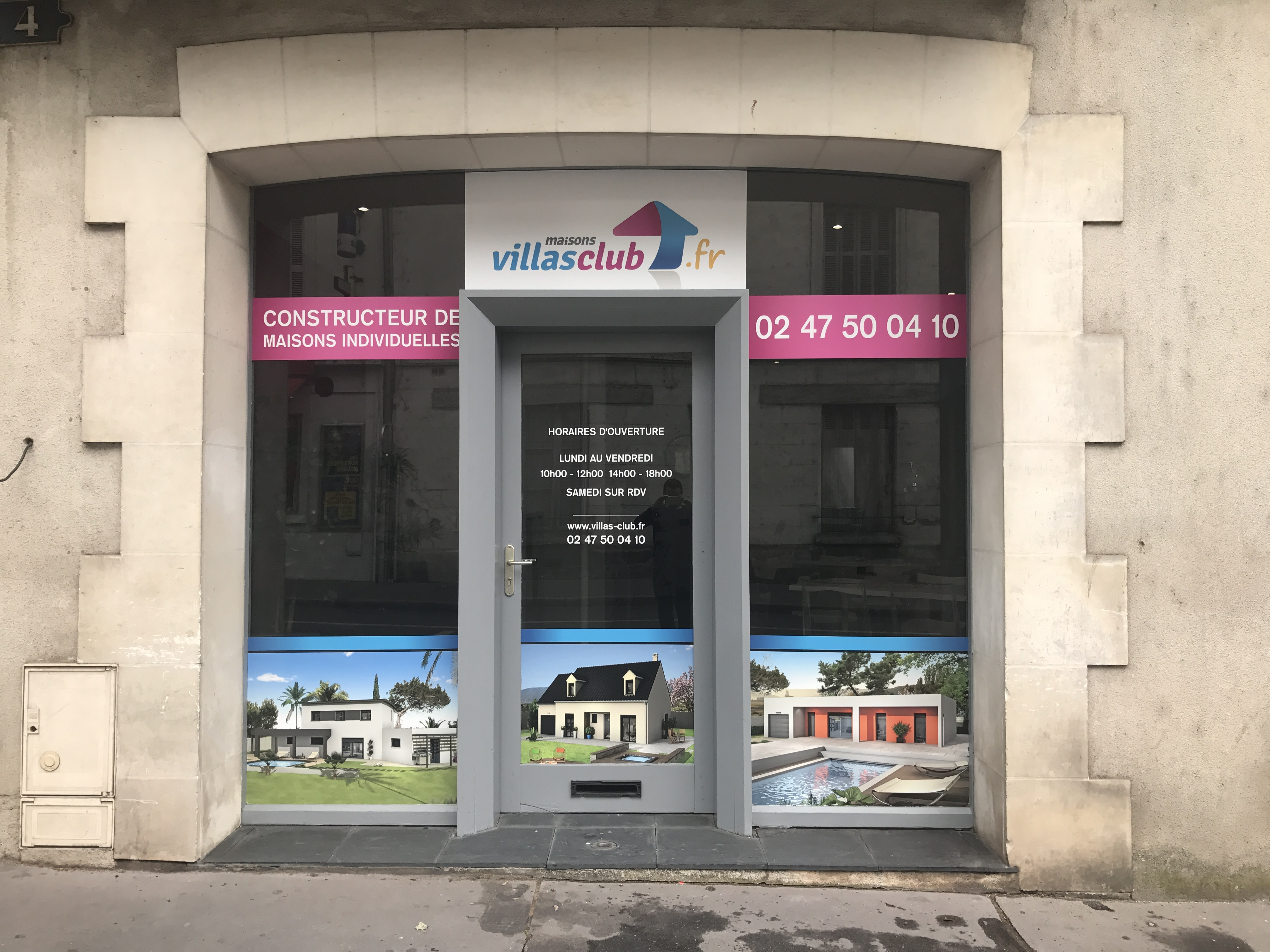 Agence Villas Club Tours
