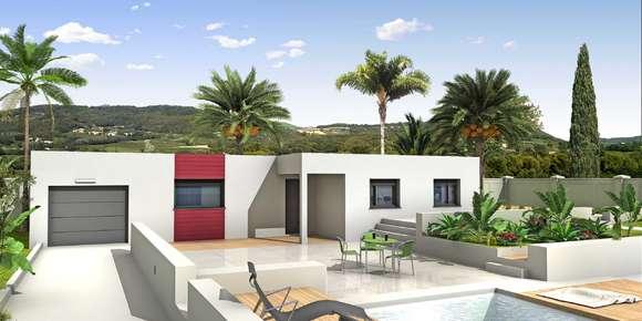 la gamme de maisons individuelles villas club. Black Bedroom Furniture Sets. Home Design Ideas